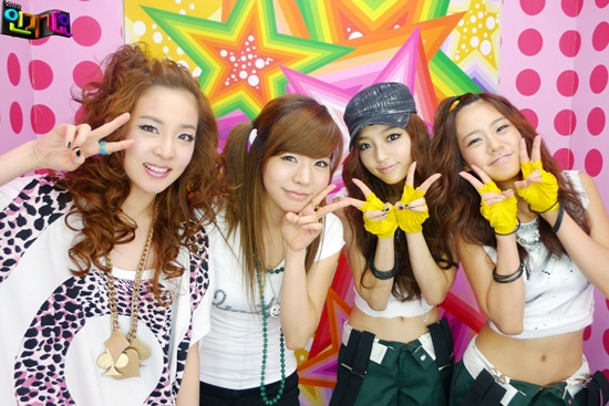 girl group special stage