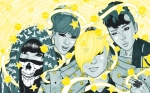 2ne1_small fan art