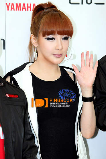 2ne1 Mentioned In Fashion Editorial From American Vogue: 2NE1 Yamaha Press Conference In Thailand