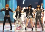 2NE1@KOREA-CHINA MUSIC FEST (6)